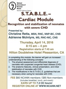 NCANN Cardiac STABLE Flyer 4 14 16 copy